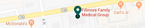 Fillmore Family Medical Group-Specialty Clinic