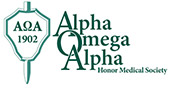 Alpha Omega Alpha Honor Society